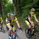Die 4 Fahrer des Team4RAAM 2019